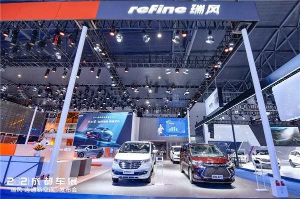 迈入乘用车新时代,瑞风推出瑞风M3 2022款引领消费品质升级
