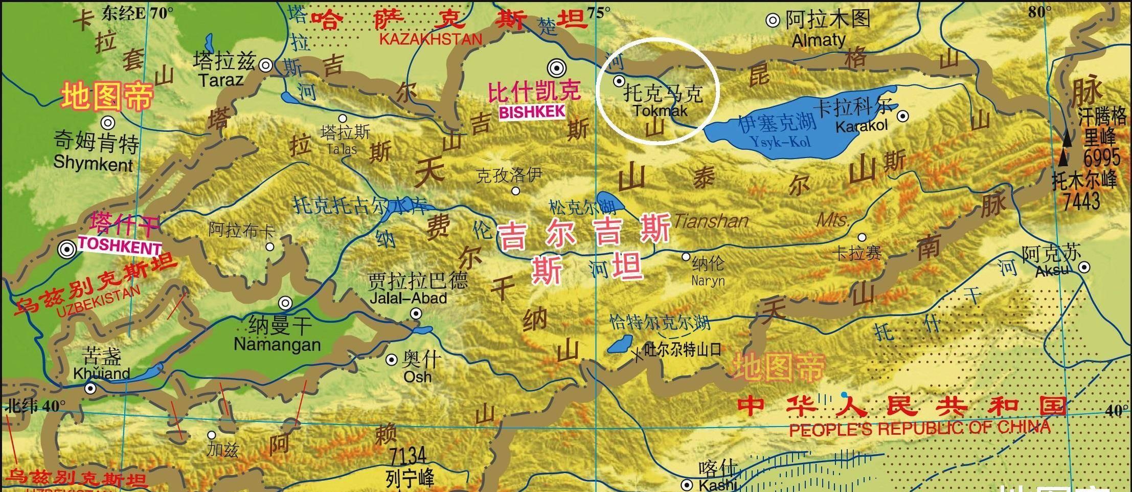 李白出生地碎叶城,为何不在我国境内?