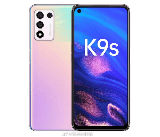 OPPO K9s的屏幕及其他配置确认!还不如Redmi Note10 Pro强?