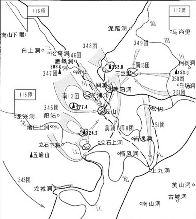 美军骑兵一师:朝鲜战场被志愿军重创,现在部队和番号是否还在?