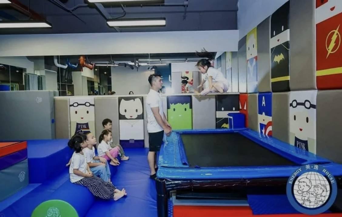 改善儿童身心健康,美逸能量屋感统训练为宝妈宝爸划重点