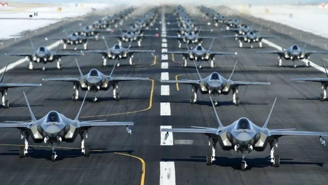 美军泄露新冠真相?中俄害怕F35?美战轰直扑印度洋