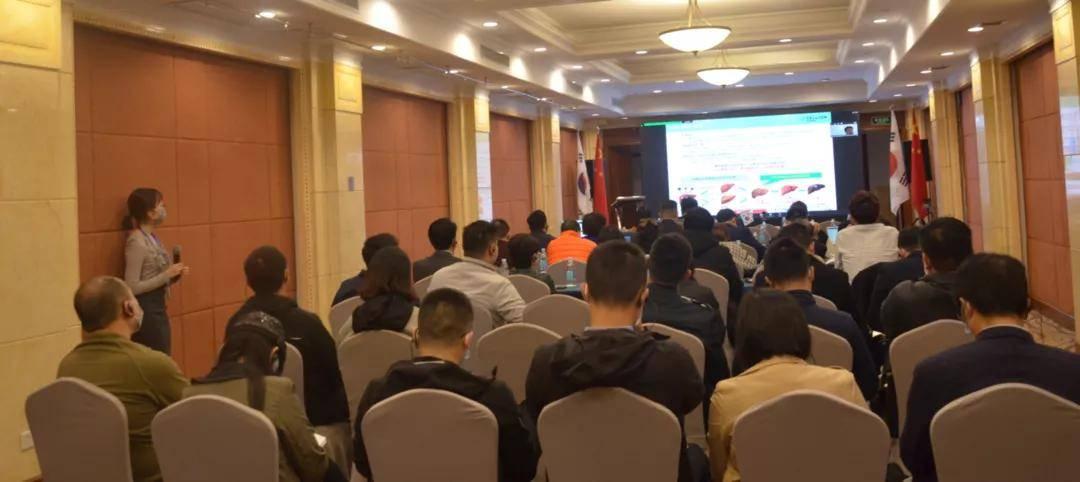 展示硬核项目,推动国际合作,韩国企业合作对接专场活动圆满举行