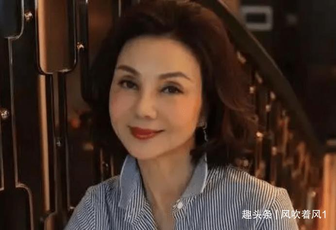 """她是""""小婉君"""",24岁嫁豪门生5子,与丈夫离婚获4亿分手费"""