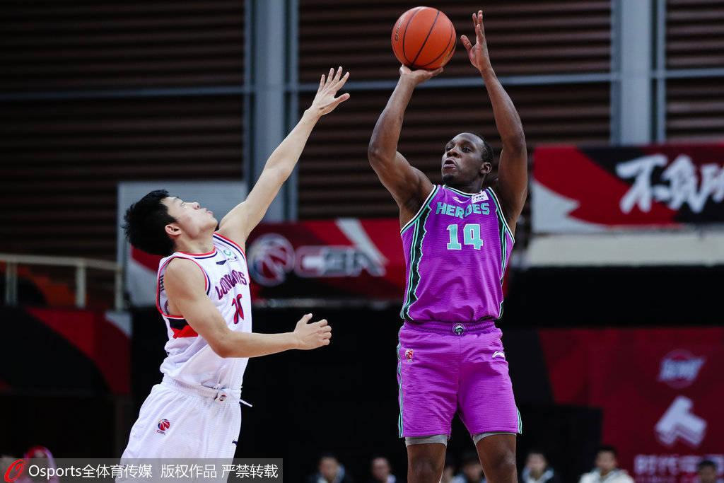 山东VS广州常规赛对决回顾:山东3胜1负占上风