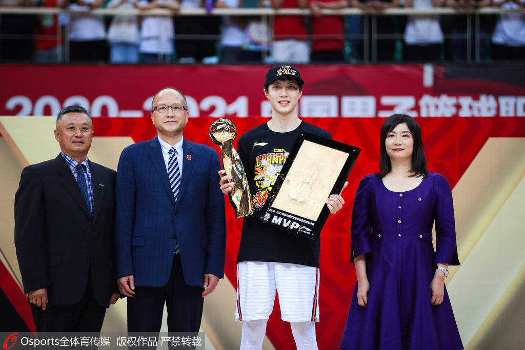 公式谋略胡明轩获总决赛MVP 三战砍41分SPR值最高