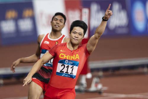 奥运选拔赛苏炳添冲击第7次破10 韦永丽状态受关注