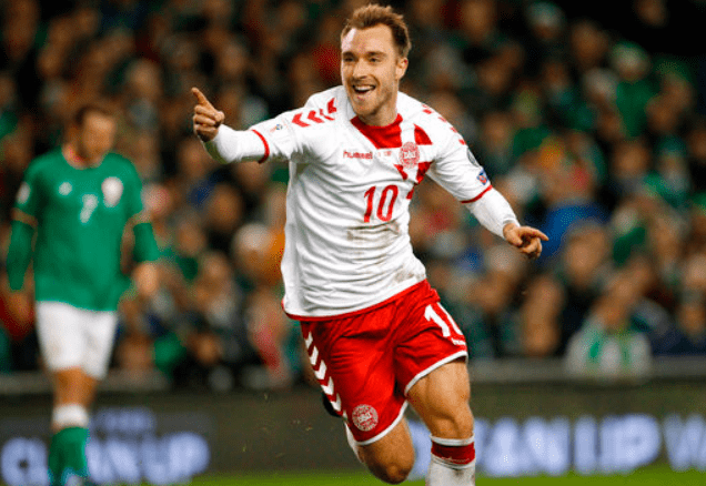 足球推薦分析:周六003 歐洲盃 丹麥VS芬蘭