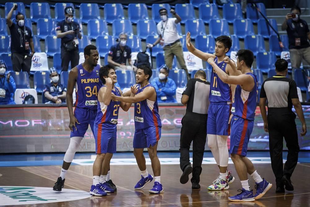 刺激!菲律宾2.9秒奇异压哨三分 绝杀韩国男篮