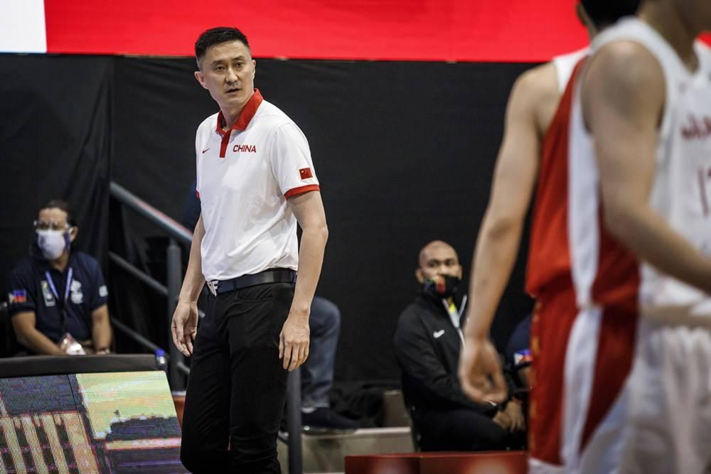 英亚国际:杜锋:男篮重回国内赛场不易 为国出战倍感荣光