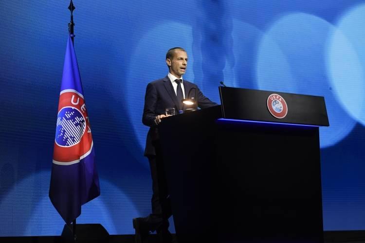 欧足联主席:客场进球规则有失公平 阻止了主队进攻