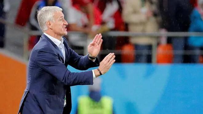 超8成球迷希望德尚留队 认为法国出局不应他背锅