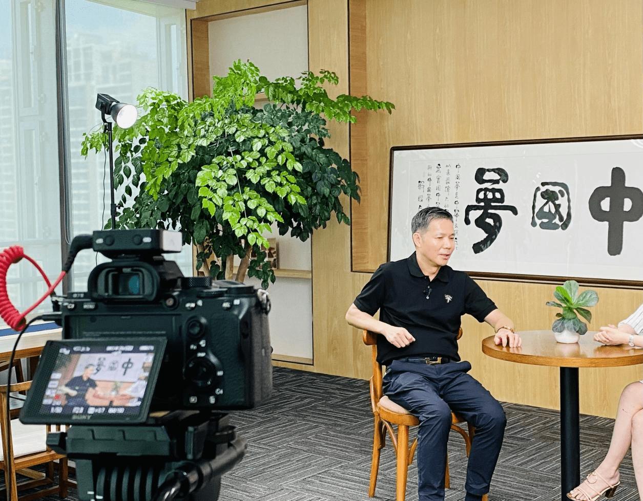 书画艺术名家郭耀庭访谈:书法要紧跟时代步伐6