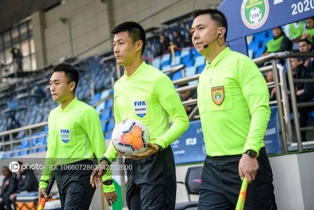 傅明将执法东京奥运会足球赛 出任视频助理裁判员