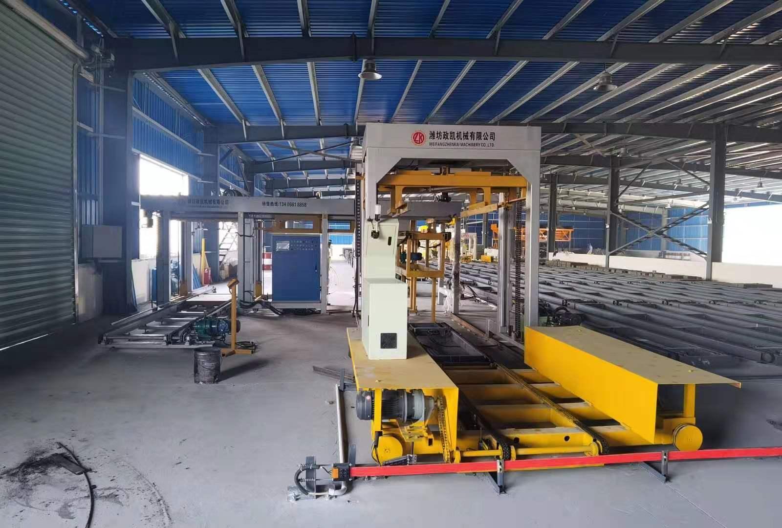 ZY500 ZY600型静压砖机 600吨静压砖机 需要投资多少
