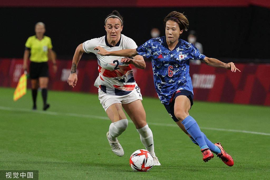 奥运女足-曼城中锋头槌破门 英国1-0日本提前出线_大丰娱乐官网