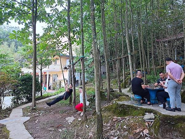 武隆仙女山:美谷香村生态农家乐_避暑度假最佳去处