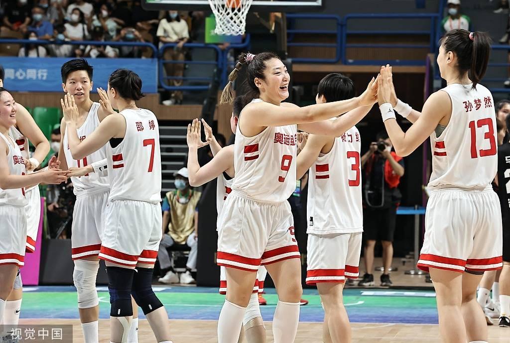 女篮联合队主教练:亚洲杯力争打出最好状态