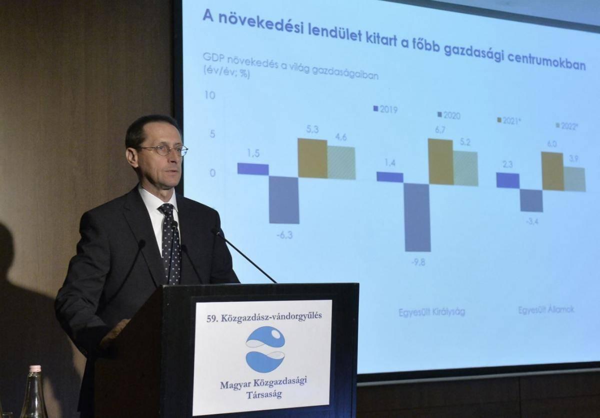 gdp与经济增长_匈牙利财政部:今年经济增长可能创历史新高