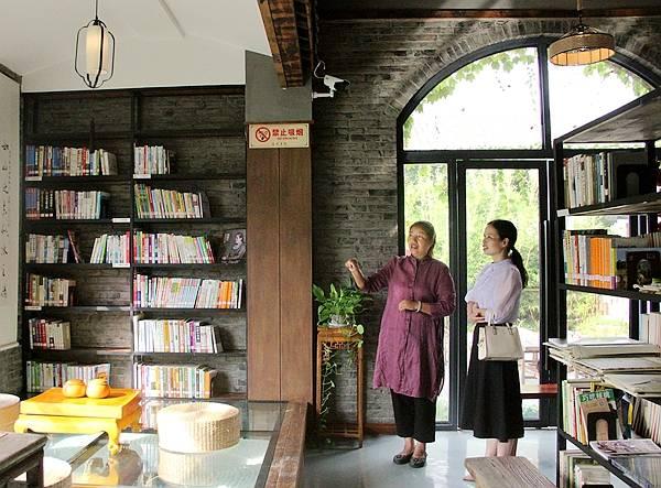 重庆市涪陵区文联党组书记、主席官俐琴到涪州书院调研_活动