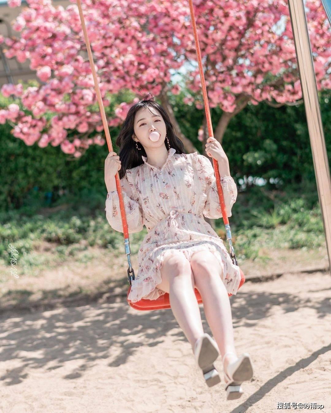 笑靥如花,将来会是谁的小可爱呢