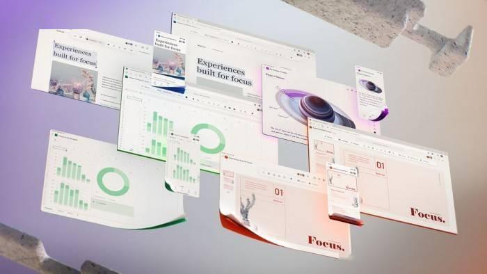 微软展示Microsoft 365生产力套件愿景:让设计更有温度的照片 - 3