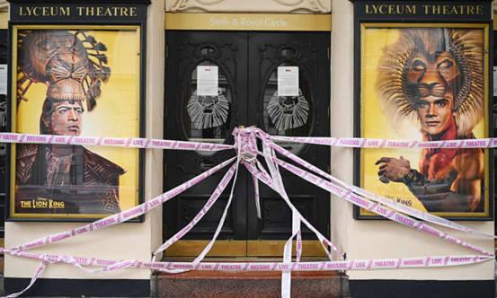 救援资金迟迟不能到位,英国剧院失业率持续增加_中欧新闻_欧洲中文网