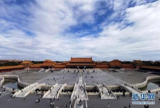 紫禁城建成六百年大展亮相 浓缩一座城的前世今生