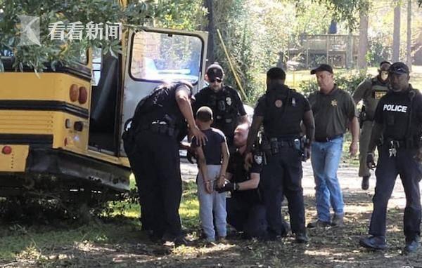 恒达官网美国11岁男孩偷走一辆校车 还同警方展开追逐战(图3)
