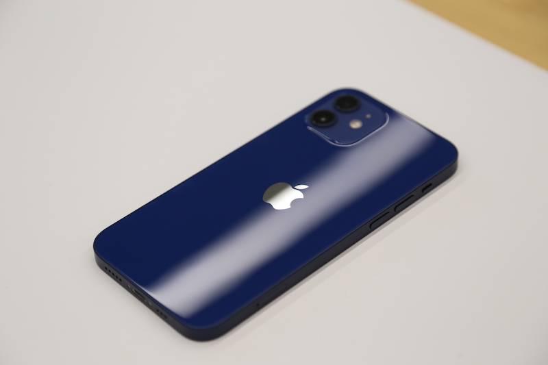 iPhone 12到底有多蓝?摸了真机的人告诉你的照片 - 7