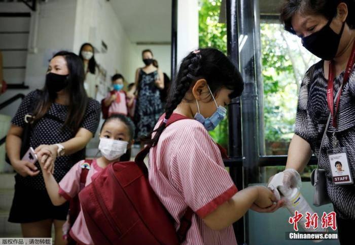新加坡拟2021年开始新冠疫苗接种 这几类人或可优先