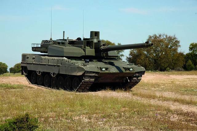 第四代坦克长啥样?法德巨资研制,无人驾驶、步行机甲!太科幻了