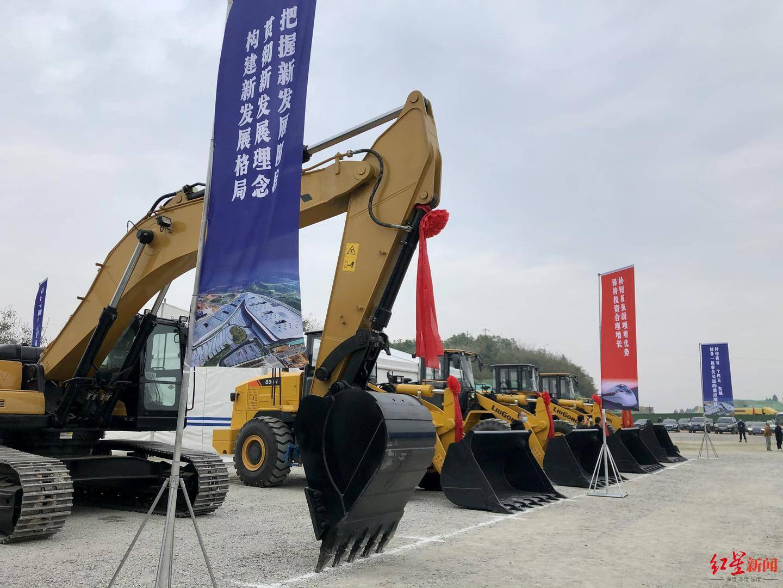 成资同城化新标志!轨道交通资阳线今日开工,预计2024年通车