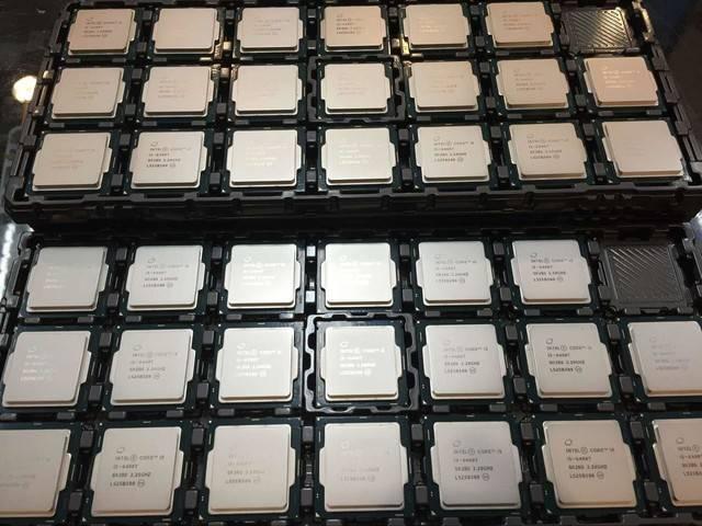 详解CPU散片:QS、ES是什么意思?的照片 - 2