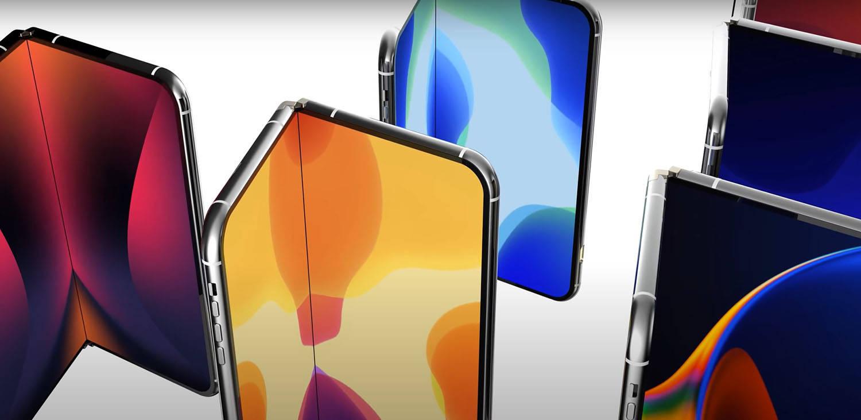 可折叠iPhone新爆料:采用化学强化的陶瓷防护玻