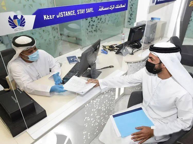 迪拜海关在2020年完成了1600万笔交易