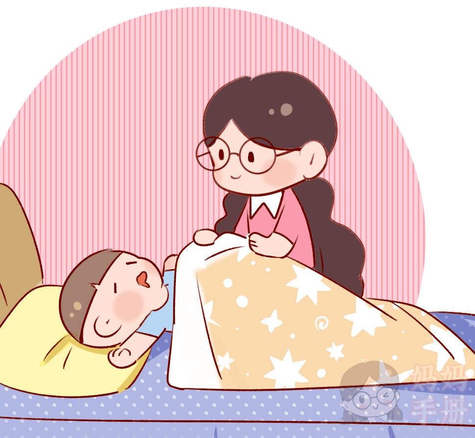 儿童睡眠时刻表,你家娃睡够了吗?赶紧对照看看!