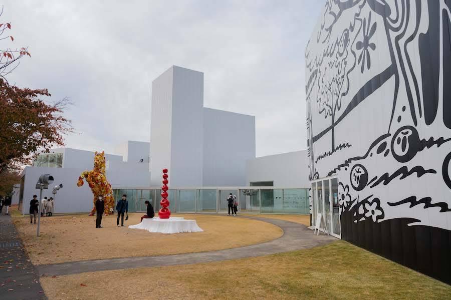 """青森十和田市,一座诞生在东北荒原的""""艺术之城"""""""