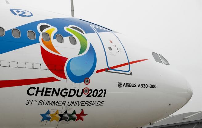 """""""成都大运号""""将成为天府国际机场首架民航客机"""