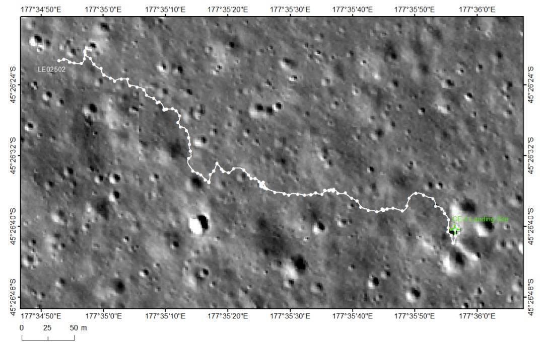 """月面工作 749 个地球日,""""嫦娥、玉兔""""进入第 26 月夜"""