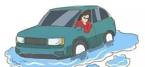汽车被洪水卷走,孩子伸手绝望求救
