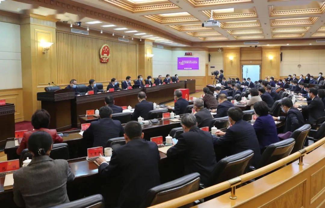 市十六届人大常委会举行第二十五次会议