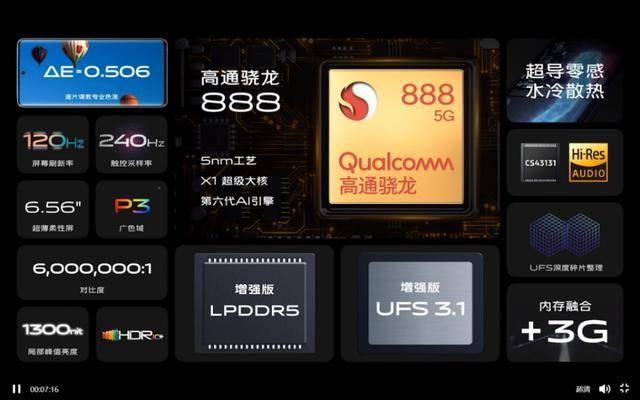 高通骁龙888助力vivo X60 Pro+打造超大底至臻拍摄体