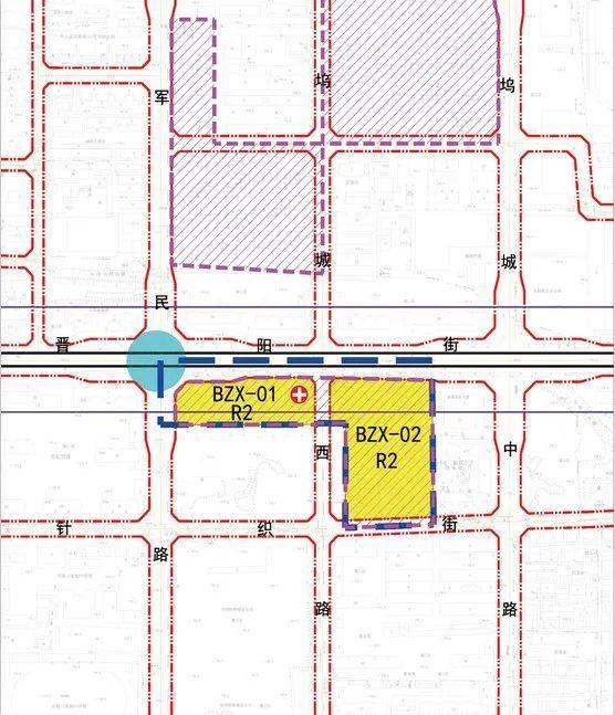 太原小店区北张村城中村改造规划草案出炉规划总用地4.63公顷