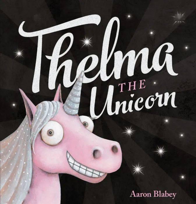 【百本好书推荐 ·第92期】Thelma The Unicorn