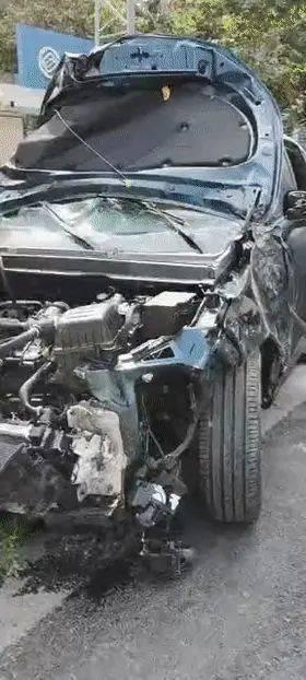 突发!SUV撞上多人,已致4死6伤!广西警方通报