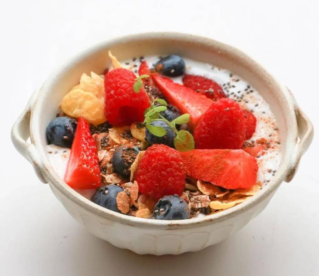 5分钟做一道快手甜品,补充维生素,减肥又美容,早餐下午茶皆宜