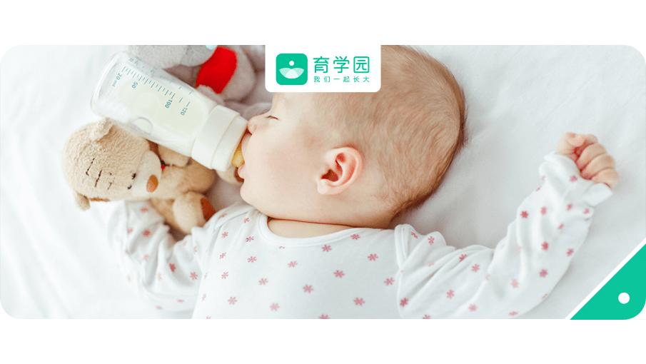宝宝断母乳后一定要喝配方奶?牛奶行不行?