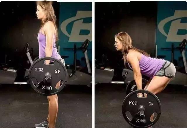 除了深蹲,这个动作也是男练女受不了,女练男受不了……