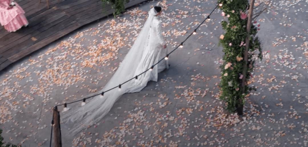 """昨晚参加了CHANEL的""""婚礼"""",原来爱和美好一直都在身边!"""
